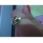 Vintage Rose-shaped Ring