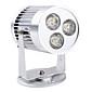 3 W 3 High Power LED 270 LM Warm White Track Lights AC 85-265 V