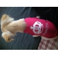 Cat / Dog Shirt / T-Shirt / Clothes/Clothing Rose Summer / Spring/Fall Tiaras & Crowns