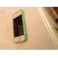 아이폰4/4S용  스타일리시한 TPU 범퍼 프레임 케이스 (여러색상)