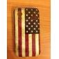 os Flag mønster beskyttende polycarbonat taske til Samsung S5830