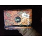 hieno kartta suunnittelu pyörivä pu nahka tapauksessa w / jalusta iPad mini 3, iPad Mini 2, iPad Mini