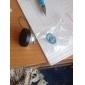 180 graden fish eye lens voor voor iPhone, iPad en andere mobiele telefoon (blauw film)