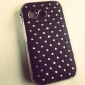 Starry Sky Pattern Hard Case with Rhinestone for Samsung Galaxy Y S5360 (Assorted Colors)