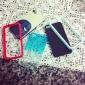 Carcasa Posterior de Color Sólido para el iPhone 4 y 4S