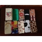 Giraffe with Rainbow Pattern Hard Case for iPhone 5/5S