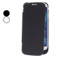 Power Battery PU Leather Full Body Case with Card Slot for Samsung Galaxy S4 I9500 (3800mAh)
