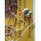 Trendy Stereo Earphon(White)