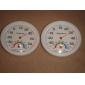 Термометр и гигрометр для измерение температуры в помещении и на улице (CEG8112)