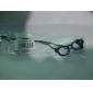 lureme®alloy eyeglasses colar padrão (cores sortidas)