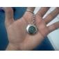 métal argenté boussole trousseau fraîche