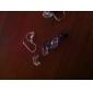 여성의 나선형 vaidurya 목걸이 귀걸이