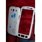 Birdcage Pattern Front and Back Full Body Case for Samsung Galaxy S3 I9300 (Assorted Colors)