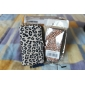 Leopard Pattern PU Leather Case with Stand for Samsung Galaxy S3 I9300 (Assorted Colors)