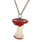 Bohemian Happy Apple Long Necklace