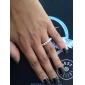 OLL Elastic Single Row Full Diamond Ring