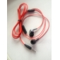 3.5mm Stylish Red Volume Controllable In-Ear Stereo Earphone w/ MIC for iPhone 6 iPhone 6 Plus