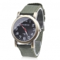 Men's Fabric Analog Quartz Wrist Watch (Assorted Colors)