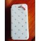 pérolas destinadas refinados de Monroe decorado cor de caso completo de corpo sólido com bowknot para 5/5s iphone (cor aleatória)
