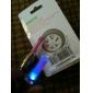 Feuer fliegt Rad Reifen Ventilkappe blaue LED Blitzlicht (3xag10)