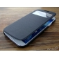 Screen Visible Full Body Flip Case for Samsung Galaxy S4 I9500 (Assorted Colors)