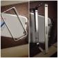 liga de pára-choques moldura para iphone 5/5s (cores sortidas)