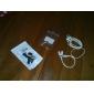 3,5 mm stéréo soudage Adapter Homme OD4.5mm Noir nickelé musicale