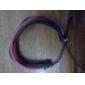 z&X® multi-camada pulseira cordão de couro de vaca dos homens