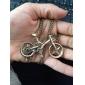 Collana Retrò con ciondolo a forma di bicicletta