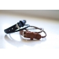 Z&X®  Current Hand-knitted Leather Couple Bracelet