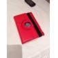 Draaiberen Leren Hoes Met Standaard Voor iPad Mini