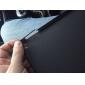 grande in pelle caso il corpo ben pu w / stand per ipad mini 3, Mini iPad 2, ipad mini