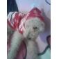 Свитер с капюшеном для собак (красный, XS-XL)