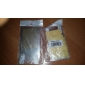 6 In 1 HD Screen Protector with Cleaning Cloth for Samsung Galaxy S4 I9500