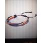 Men's Multi-layer Twist Shape Mashup Bracelet