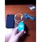 le style smiley écouteurs intra-auriculaires pour iPhone 6 iphone 6 plus (couleurs assorties)