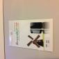 2x Protezione libera dello schermo frontale per Samsung Galaxy i9500 s4