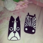 Cute Dog Pattern Soft Silicone Case for Samsung Galaxy S3 I9300