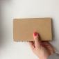 Simple Whole Colored Notepad