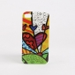 Heart-Shaped Pattern Hard Case for iPhone 4/4S