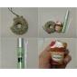 profumo di portachiavi a forma di ciambella morbida (colori assortiti)