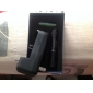 UltraFire는 W611 3 형태 크리 사람 XP-G R5는 충전기 및 배터리 (240LM, 1x14500/AA, 회색)와 LED 플래쉬 등