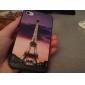 Eiffel Tower Night Scene Hard Case for iPhone 4/4S