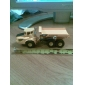 Chantier KAIDIWEI Skid Steer flexible Dump Truck Métal