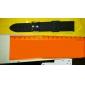 унисекс силиконового каучука диапазон вахты 20mm (черный)