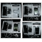 Waterproof Pouch with Earphones and Band for iPhone 4, 4S ,Samsung i9100 and i9220