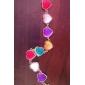 Colorful Heart Style Bracelet