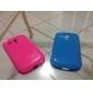 Protective Silica Gel Case for Samsung Galaxy S3 Mini I8190 (Assorted Colors)
