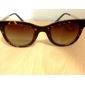 unisex UV400 occhiali da sole del metallo di figura rotonda full frame (protezione UV)