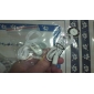 3.5mm Stereo Earphone with Control Panel for PSP (White)